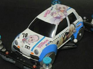 78号車 Be-1SR(そに子レーサー)